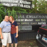 Tricia & Rick Visted August 20-21