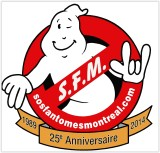 Merci ,thank you, sos fantomes montreal ghostbusters 25 ans/years