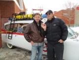 Martin Caron & Dan  Aykroyd