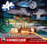 Montreal comic con 2015