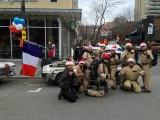 Le défilé du Père Noël Destination centre-ville Montreal