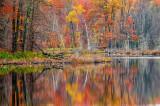 Perch Lake, late fall 2