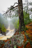 at Copper Falls State Park 2