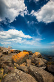 Lake Superior scene