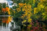 Chippewa river, East fork