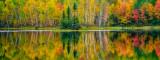 Audie Lake panorama