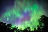 Aurora display