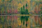 Three Spruce island
