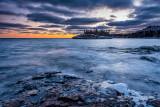 Sunset, Ellingsen Island
