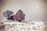 Red Wisconsin barn