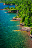 Lake Superior colors