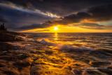 Lake Superior sunrise 2