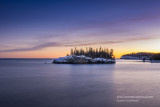 Blue Hour, Ellingsen Island