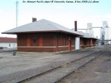 Ex- Missouri Pacific depot  Concordia KS 001.jpg