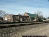 Ex-ATSF depot  Augusta KS 001.jpg