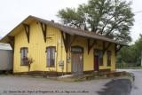 Ex- UP depot of Tonganoxie KS 001.jpg