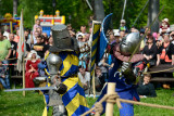 Knights' Tournament in Kliczkow Castle