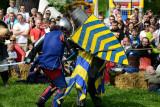 2014 Knights' Tournament in Kliczkow Castle (Poland)