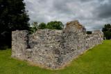 Inisfallen Monastery, Inisfallen Island, Lough Leane, Killarney NP