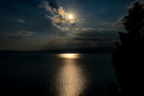 Lake Ohrid near Ohrid