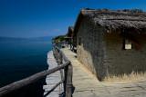 Bay of The Bones Museum, Lake Ohrid
