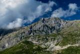 Ceraunian Mountains 2044m bordering Dhërmi Bay