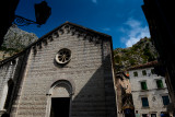 Church of St. Mary Collegiate, Kotor
