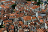 Old Town from above, Kotor