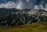 Dobri Do 1700m and Lojanik 2091m behind, Durmitor NP