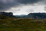 Dobri Do 1700m with Kljestina Gorge behind, Durmitor NP