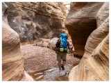Gravel Canyon Narrows