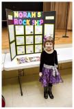 Norah's Rock Shop (science fair)