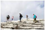 Sam's Point Preserve hike