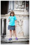 Norah in Piazza dei Signori