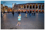 Norah and the Verona Arena