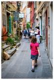 Throughfare of Corniglia