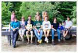 Camping at Odetah