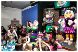 Dancing with Chuck E. Cheese