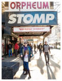 Stomp in NYC