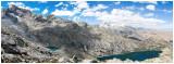 Laguna Churup view from Steve's scramble