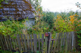 Old Fence, Old House, Old Garden