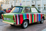 Colorful Trabi From DDR