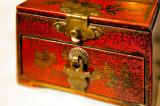 Secret Box Lock And Handle