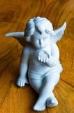 White Rosenthal Angel