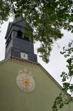 Two Clocks On Hospital Church