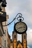 The Clock  And Marienkirche