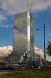 The Blue Skyscraper