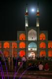 Full Moon In Yazd
