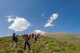 Trekking To Mt. Damavand