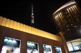 Dubai Mall And Burj Khalifa